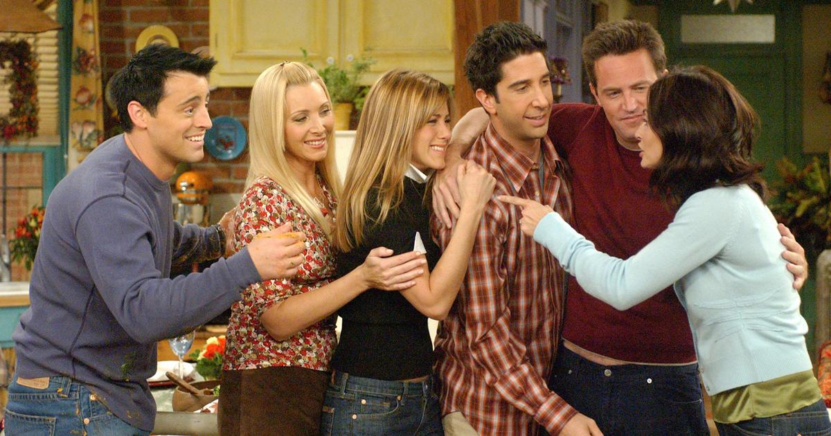 Friends: gli attori del cast quindici  anni dopo
