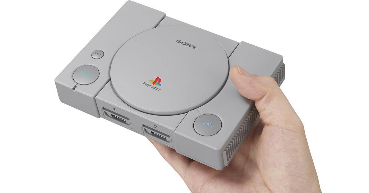 La PlayStation Mini è il regalo di Natale perfetto per chi è cresciuto negli anni '90