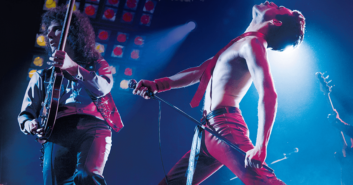 Queen mania: Bohemian Rhapsody è il film musicale più visto di sempre