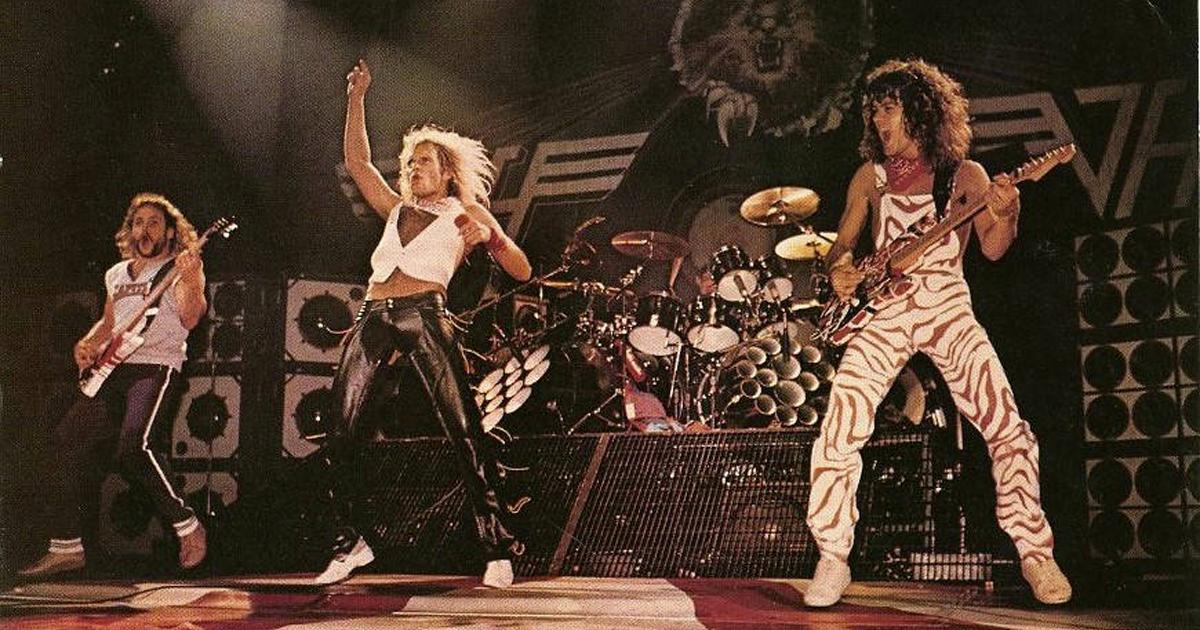 Van Halen: una possibile reunion con tutti i membri originali della band