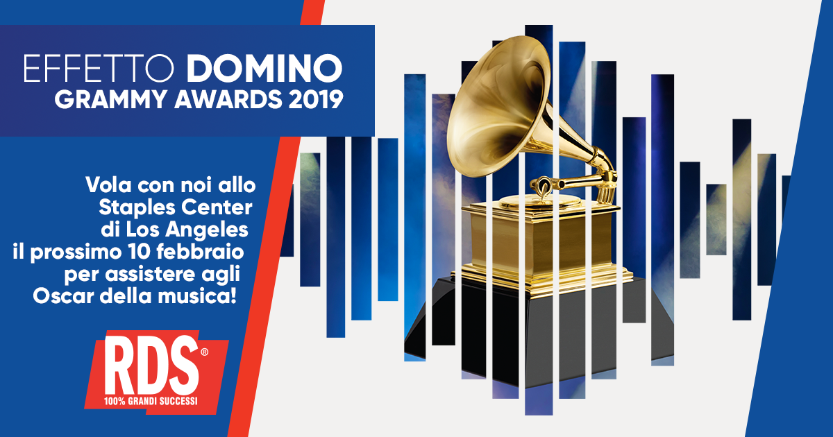 Effetto Domino: Grammy Awards 2019