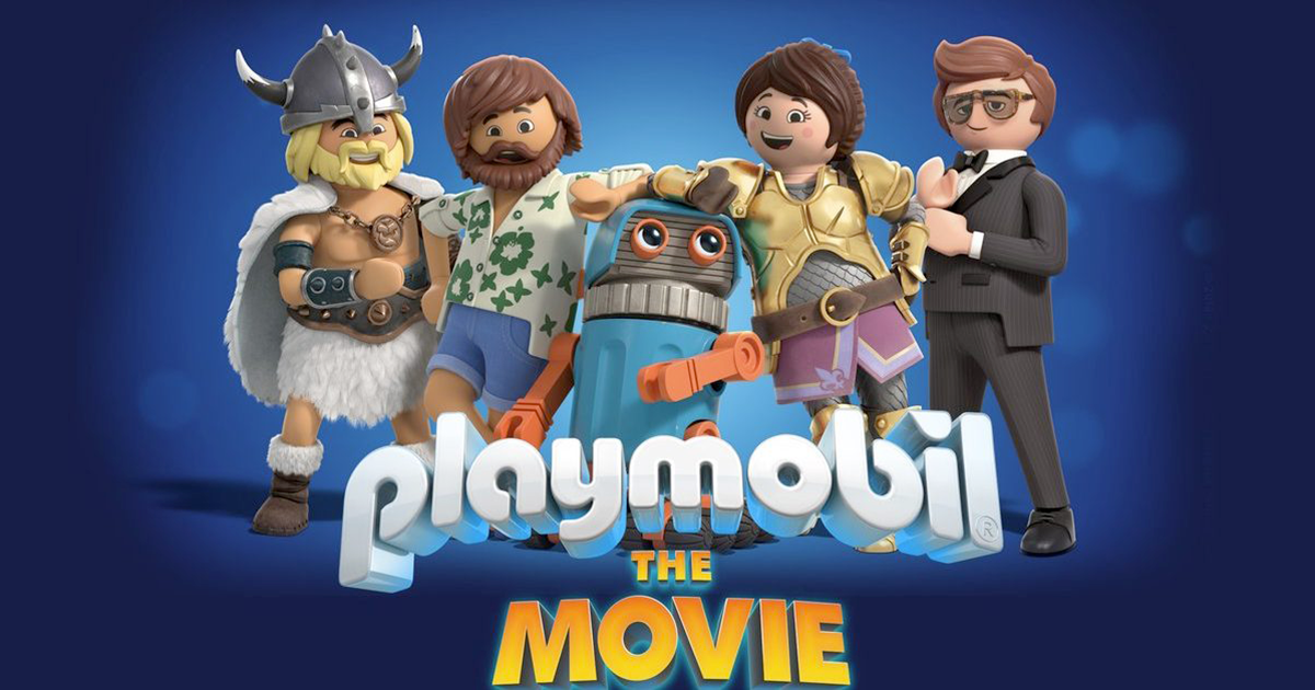 'Playmobil: The Movie': ecco il trailer del film ispirato ai giocattoli