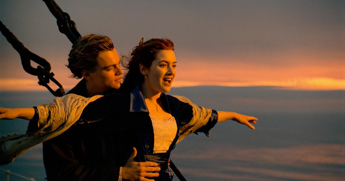 Titanic: compie oggi 21 anni il colossal simbolo dell'amore impossibile ma eterno