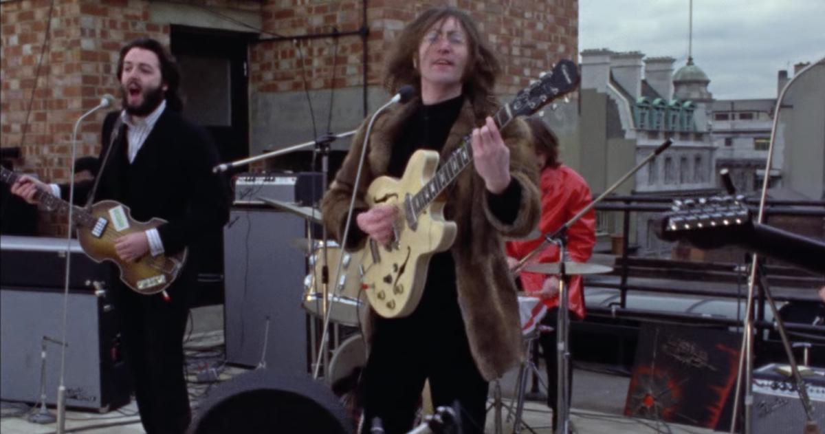 Cinquant'anni fa i Beatles salivano sul tetto della Apple: ecco il concerto