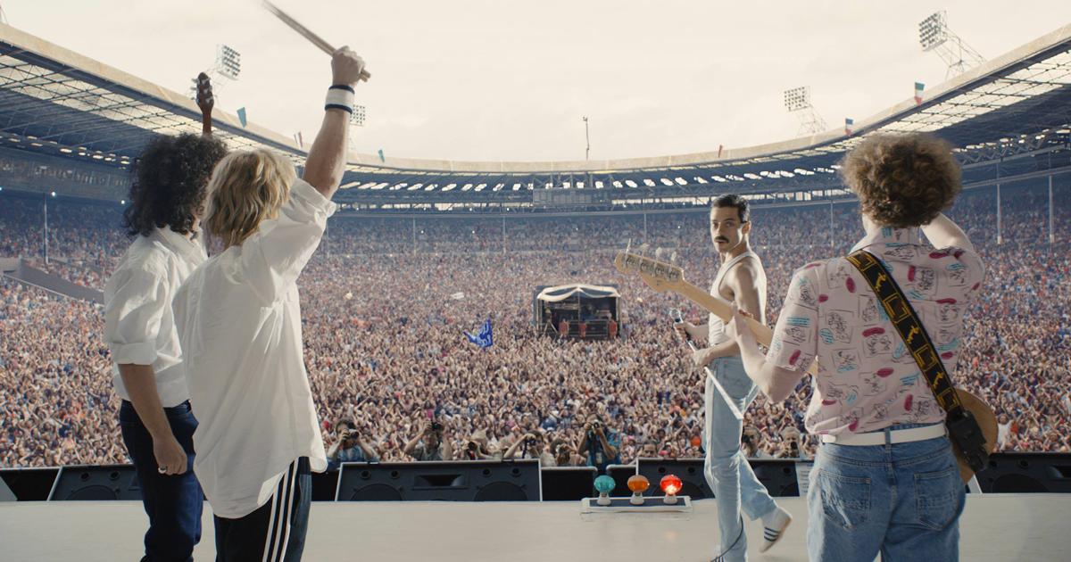Golden Globe: Bohemian Rhapsody è il film con più stroncature degli ultimi 33 anni