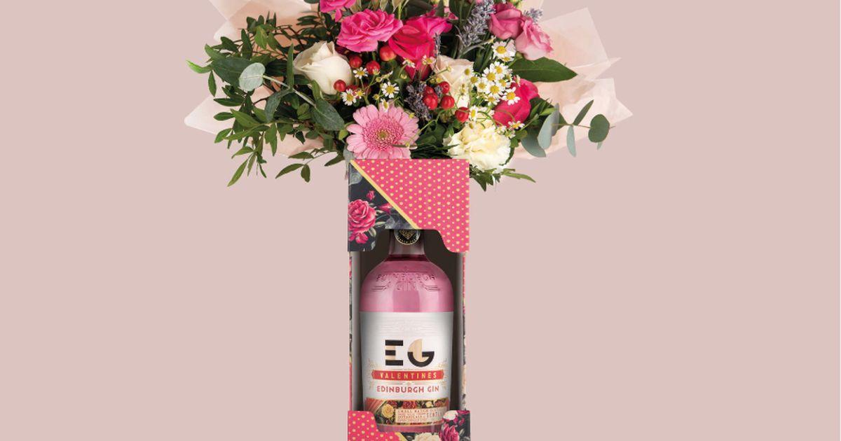 San Valentino: arriva il mazzo di fiori (con il gin)