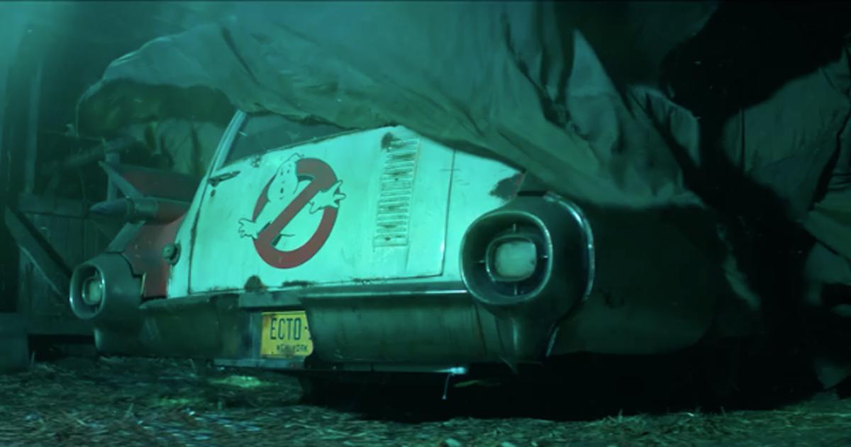 Ghostbusters 3: ecco il primo teaser del film
