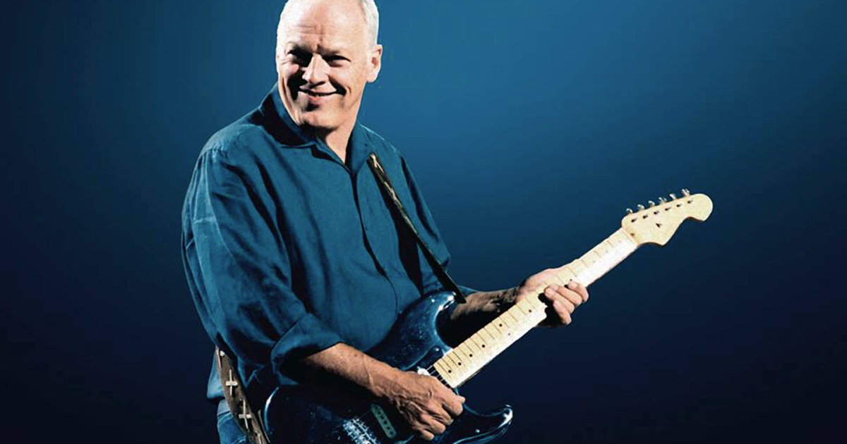 Pink Floyd: David Gilmour mette all'asta la chitarra usata in The Dark Side of the Moon
