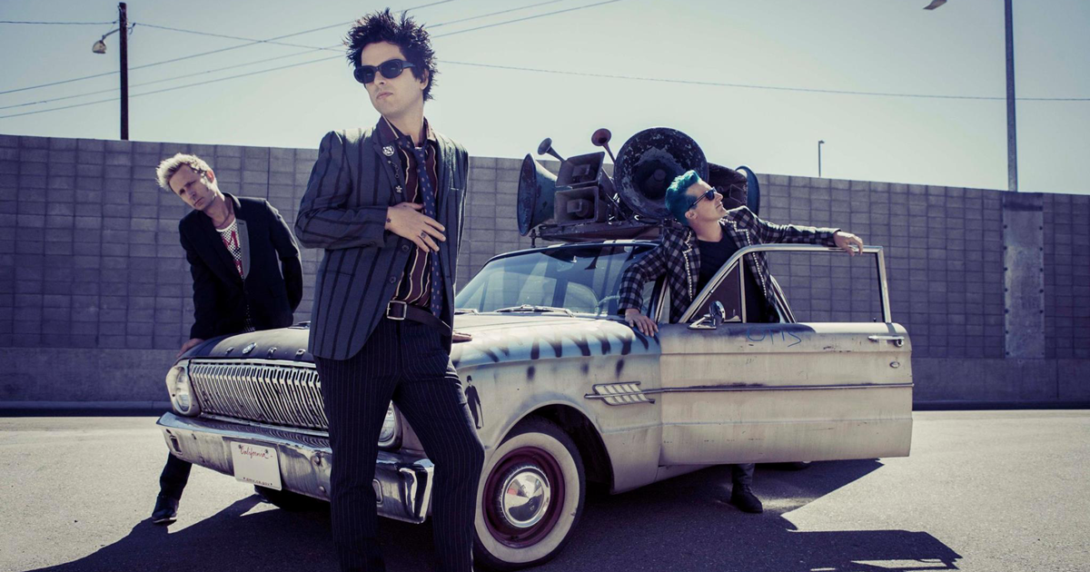 La grande svendita dei Green Day: più di 100 strumenti in offerta