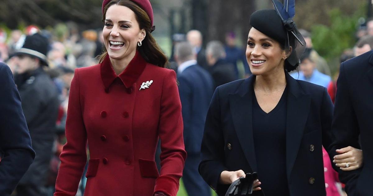 Meghan Markle potrebbe non partorire nello stesso ospedale di Kate Middleton