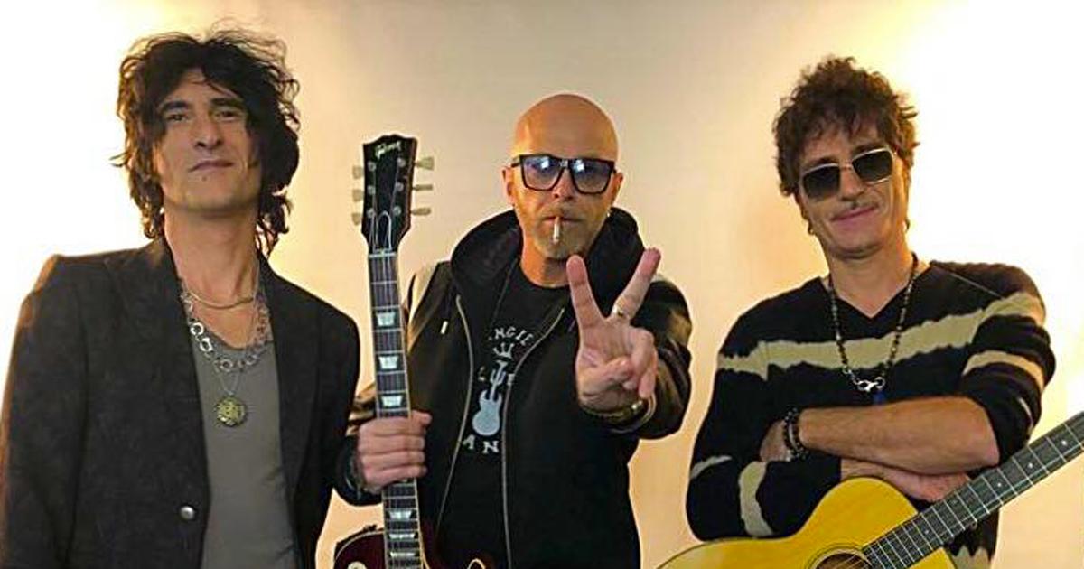 Negrita: la polizia ha ritrovato le chitarre rubate a Drigo