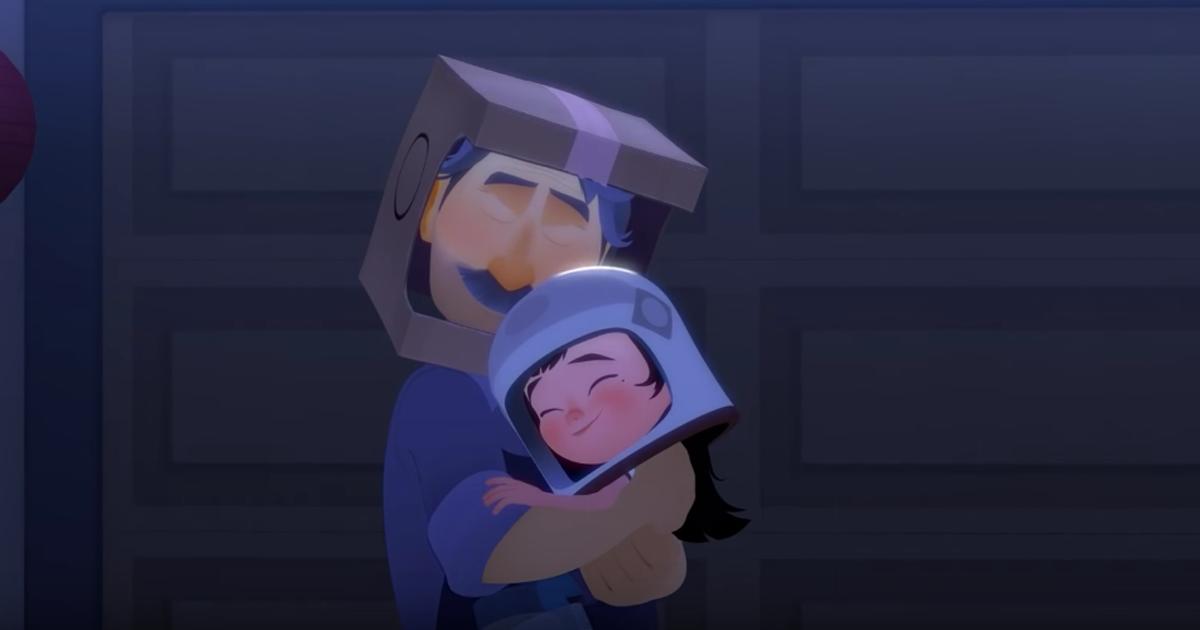 One Small Step: un corto commovente sull'amore di un padre per la figlia