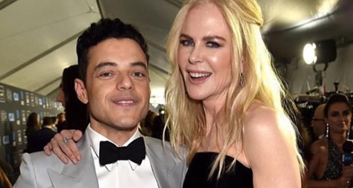 Nicole Kidman si è scusata per aver snobbato Rami Malek ai Golden Globe