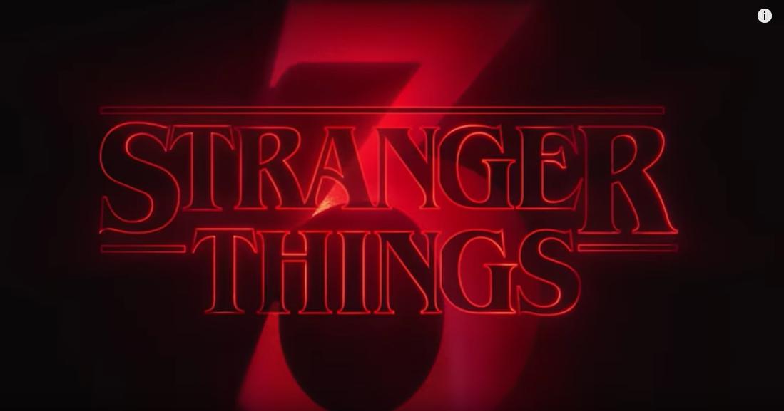 L'attesa è finita: ecco la data d'uscita di Stranger Things 3