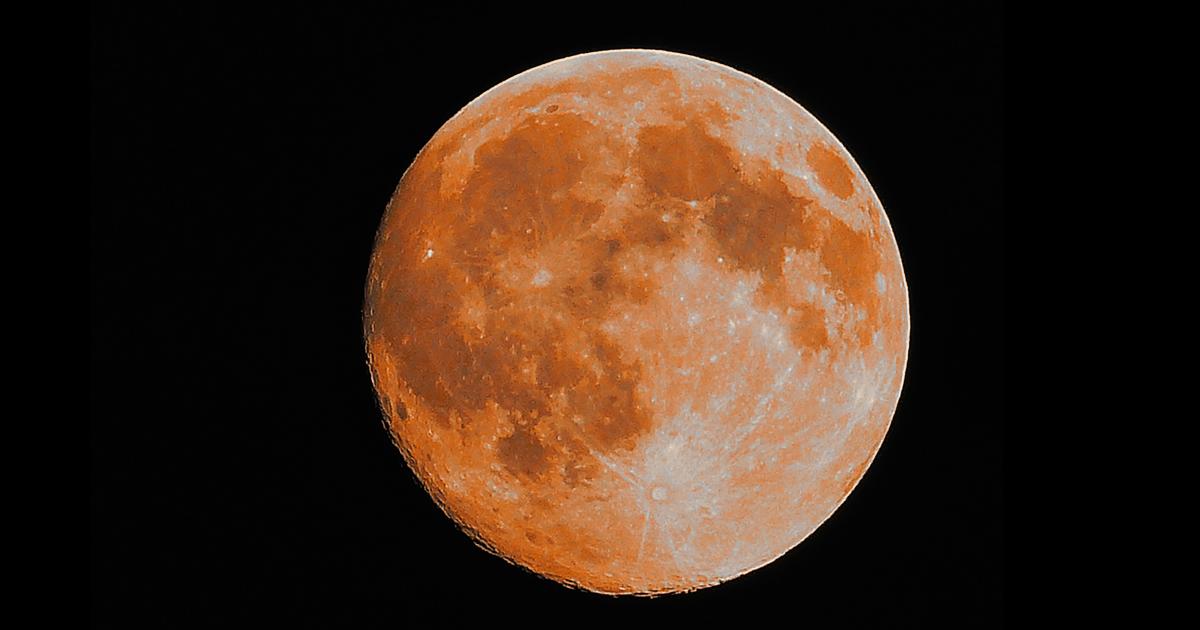 Torna la Superluna rossa, ecco quando sarà visibile la prossima eclissi