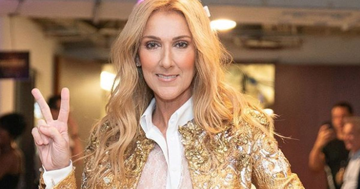Céline Dion accusata di troppa magrezza e reagisce: 'Non guardatemi'