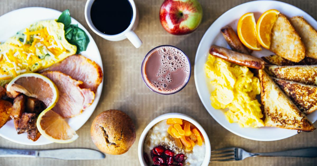 I nutrizionisti confermano: la colazione salata è meglio di quella dolce