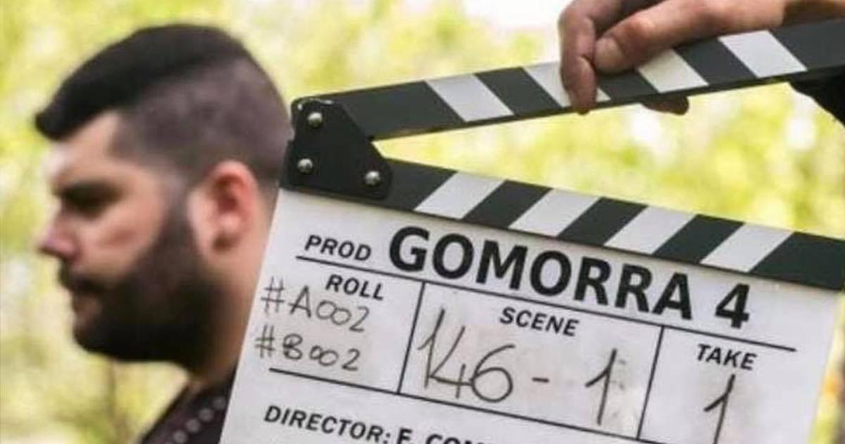 Gomorra 4 torna in tv, le prime immagini
