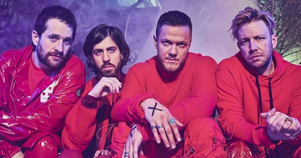 Imagine Dragons tornano in radio con 'Bad Liar'
