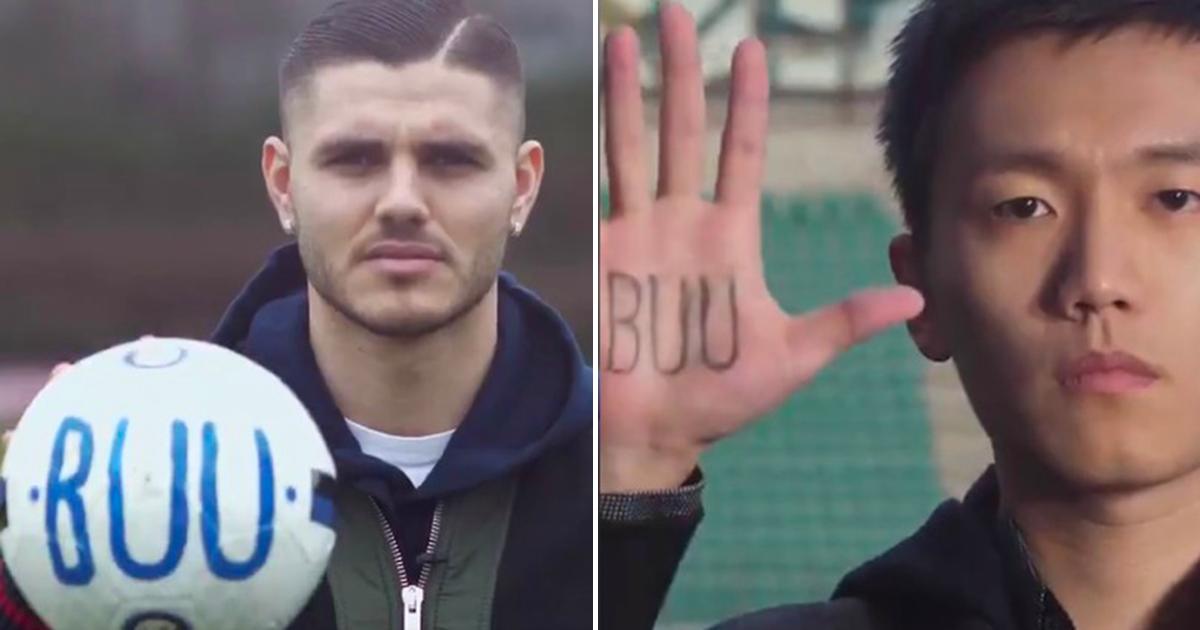 BUU: l'Inter lancia la sua campagna contro la discriminazione e il razzismo