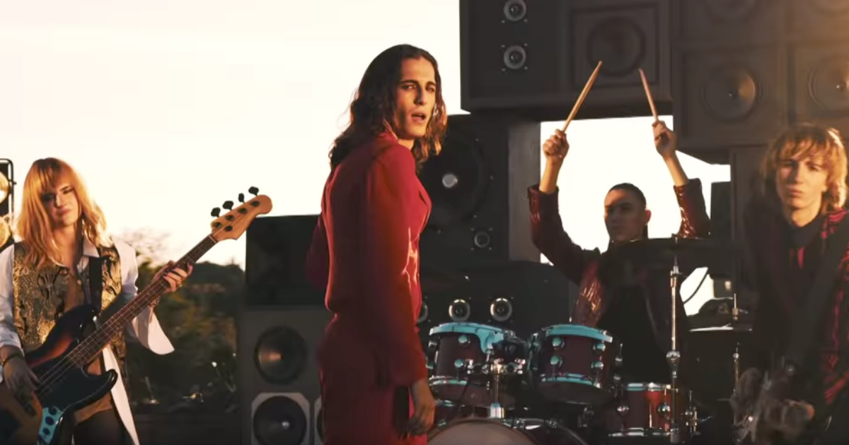Maneskin, nuovo singolo e nuovo video: è 'Fear for Nobody'