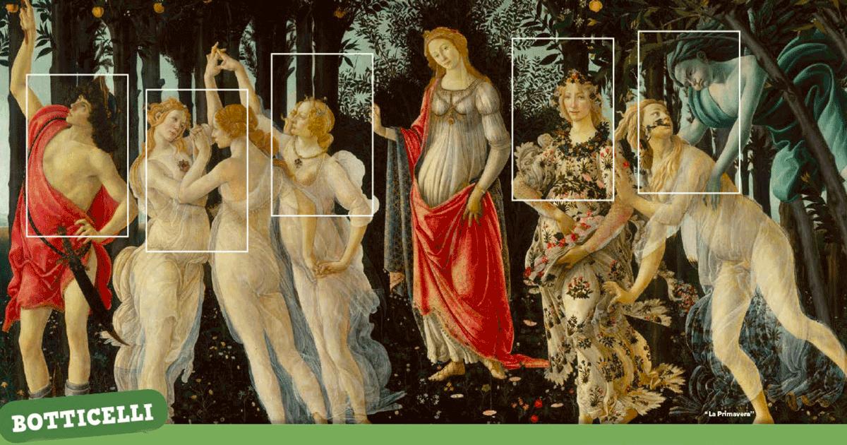 Arriva il primo album di figurine dedicato alla storia dell'arte