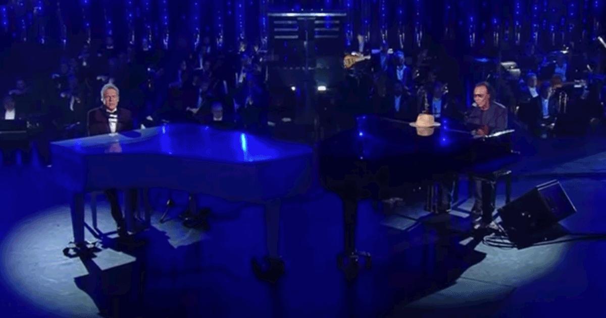 Sanremo 2019: Baglioni e Venditti in 'Notte prima degli esami' sono stati fantastici