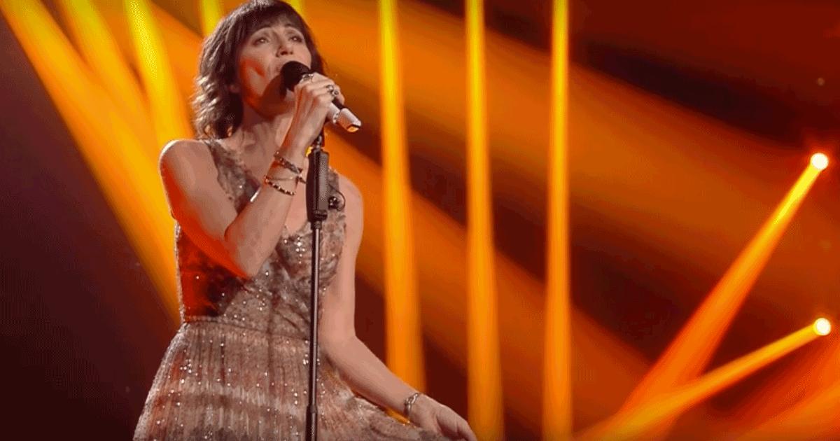 Sanremo 2019: Giorgia incanta l'Ariston con un omaggio a Whitney Houston