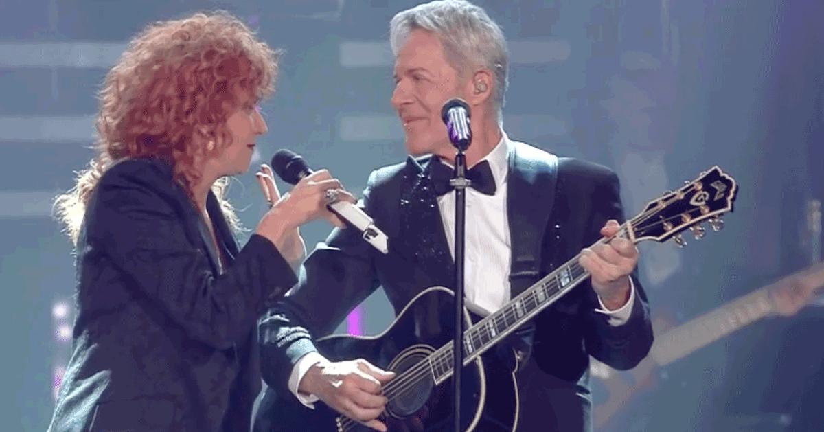 Sanremo 2019: Fiorella Mannoia e Baglioni cantano 'Quello che le donne non dicono'