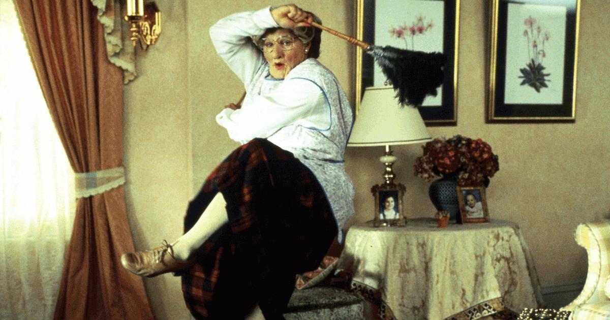 È scientificamente provato che gli uomini che puliscono in casa sono più felici