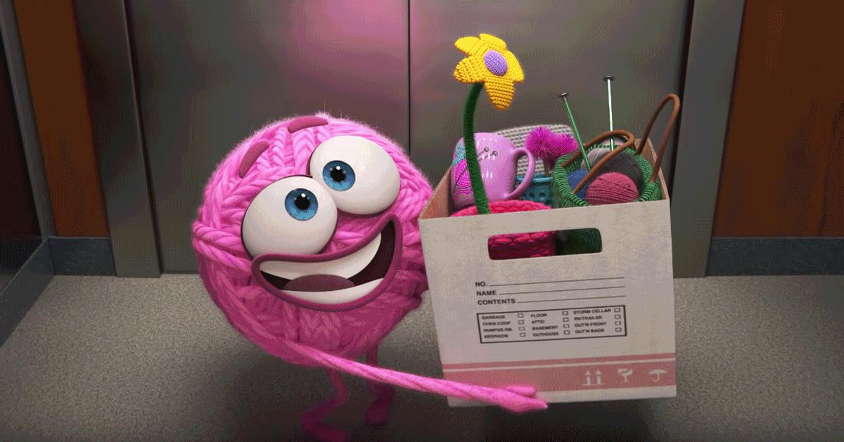 Il nuovo corto della Pixar ci insegna l'importanza di essere se stessi