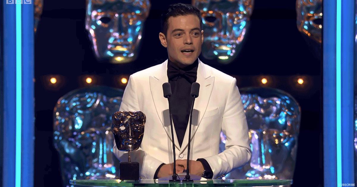 Bohemian Rhapsody: Rami Malek vince il premio di Miglior Attore ai BAFTA 2019