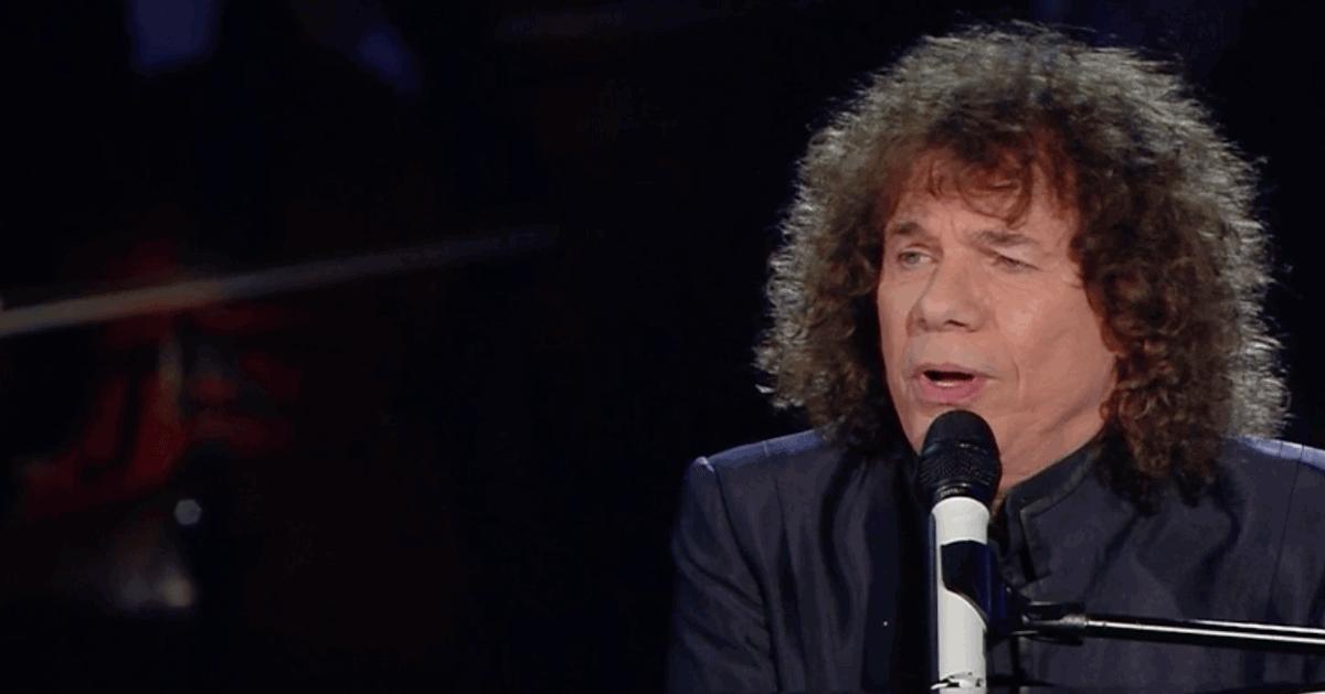 Sanremo 2019: 'Margherita' di Riccardo Cocciante è da standing ovation