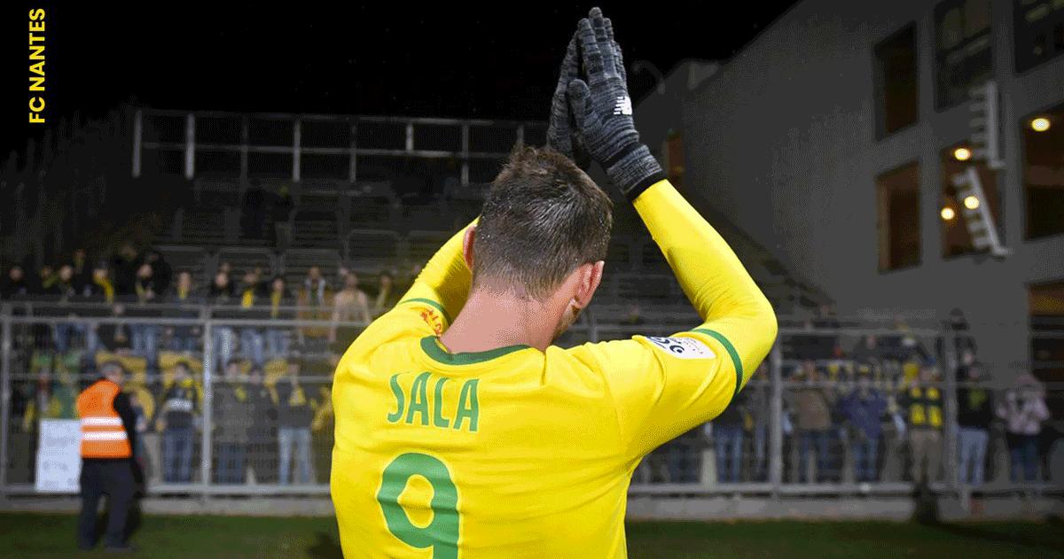 Emiliano Sala: il Nantes ritira la maglia numero 9