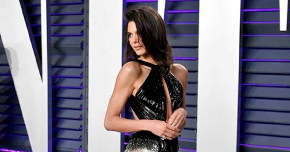 Kendall Jenner: è suo l'abito più eccessivo degli Oscar 2019