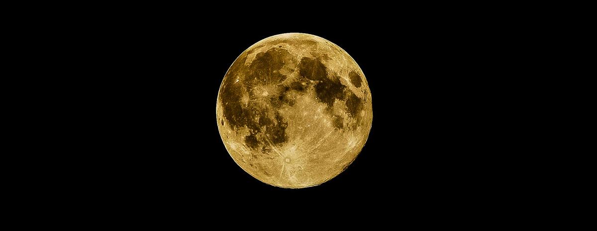 Questo mese assisteremo alla Luna piena più grande dell'anno