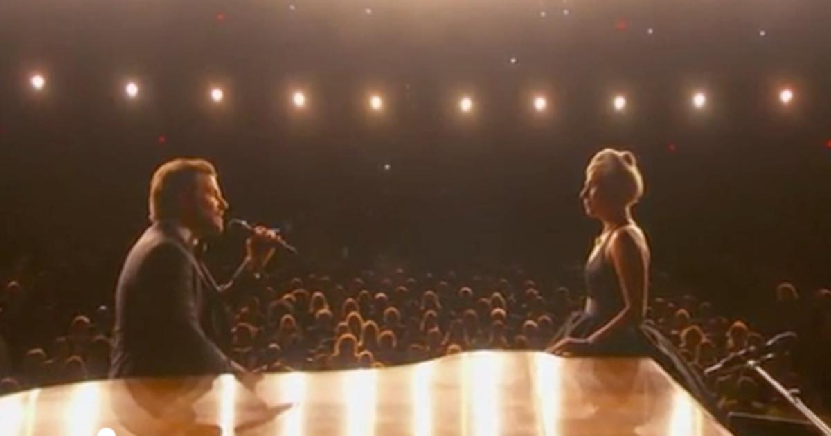 Oscar 2019: ovazione per Lady Gaga e Bradley Cooper che cantano Shallow