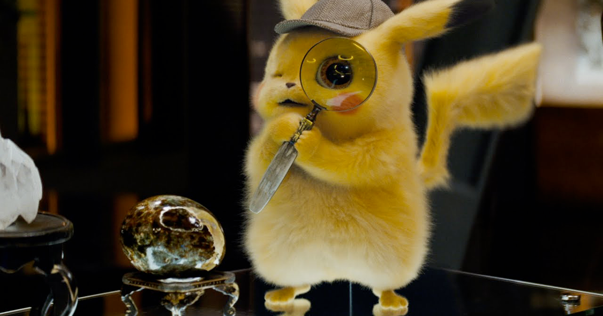 'Pokémon Detective Pikachu': online il nuovo trailer di un successo annunciato