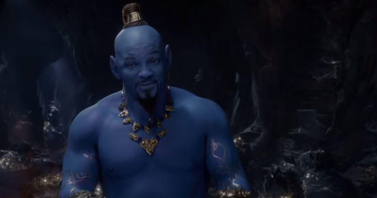 La Disney sul Genio interpretato da Will Smith in Aladdin: 'Ve ne innamorerete'