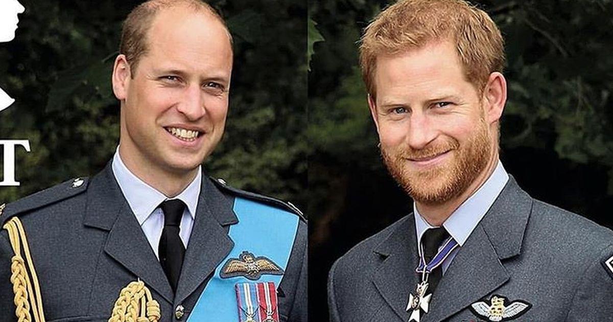William ed Harry: il grande freddo già prima del matrimonio con Meghan