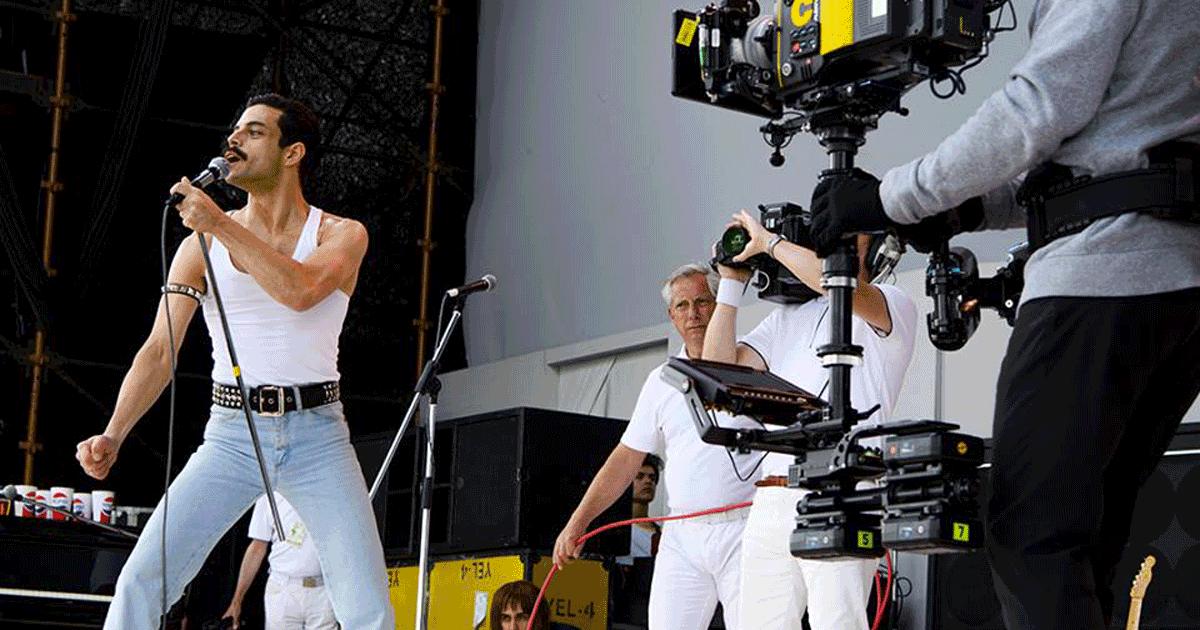 """""""Bohemian Rhapsody"""" è nella top ten dei film più visti di sempre in Italia"""