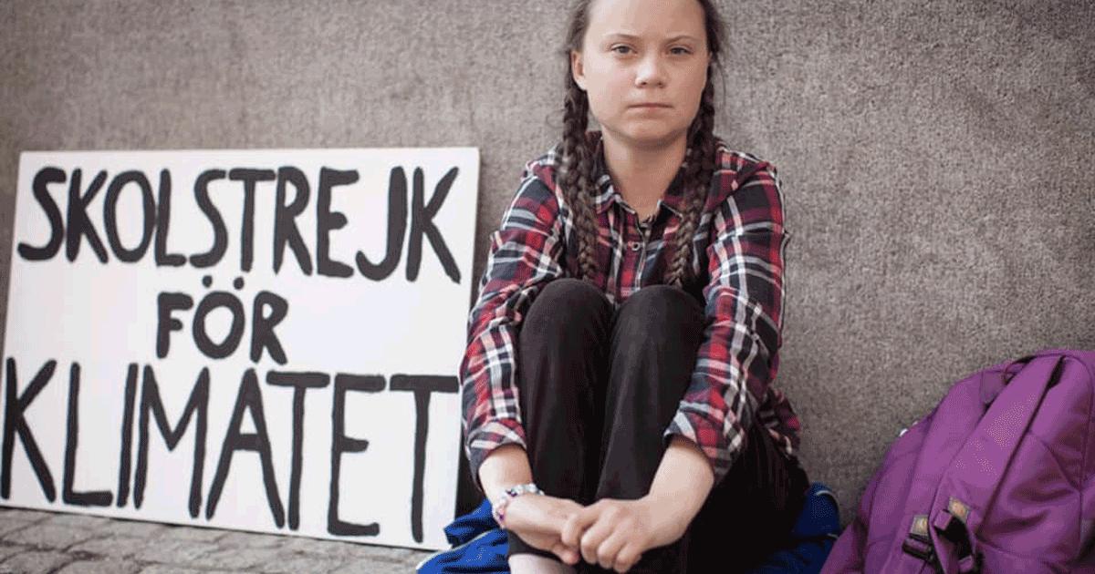 Fridays for future: le foto degli artisti italiani in sostegno a Greta Thunberg