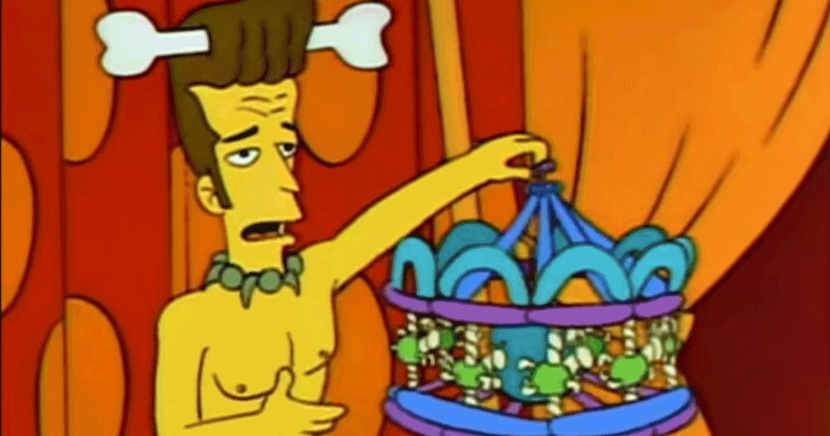 I Simpson ricordano Luke Perry: l'episodio con Krusty il Clown