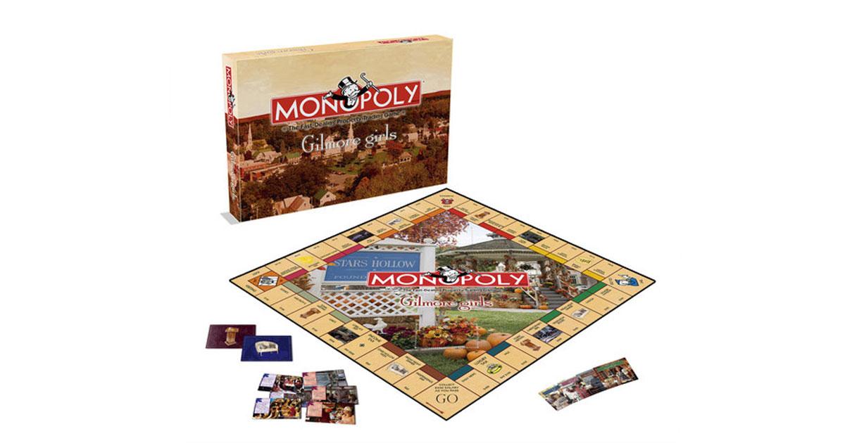 'Una mamma per amica': arriva il Monopoly della serie tv