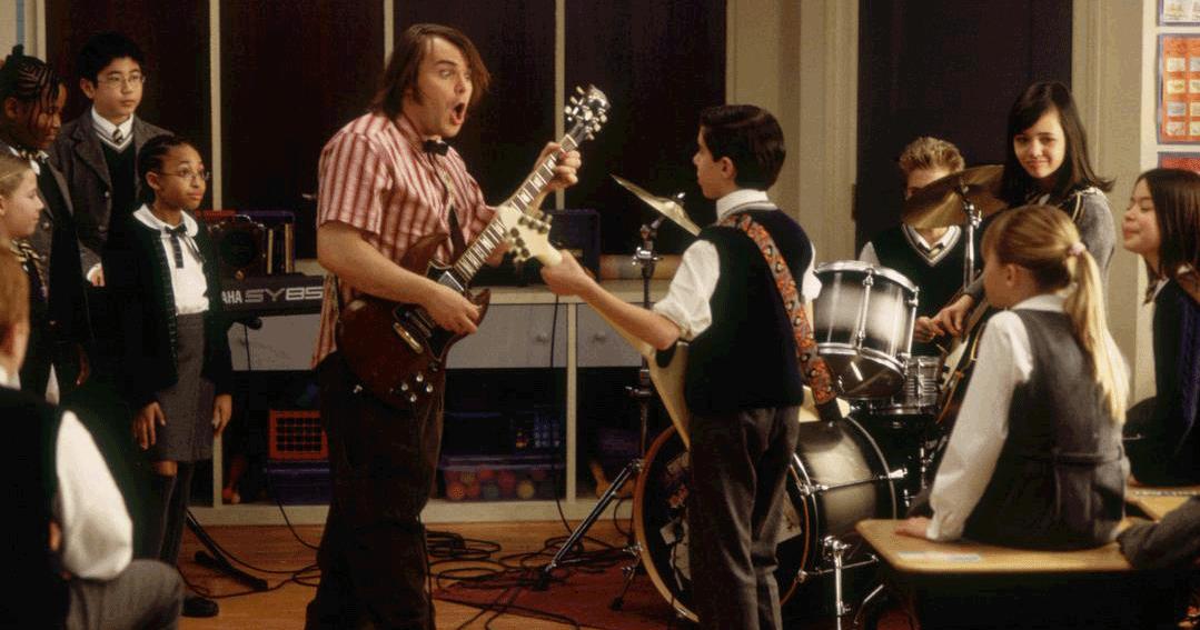 Uno dei bambini di 'School Of Rock' ora è un ladro di chitarre