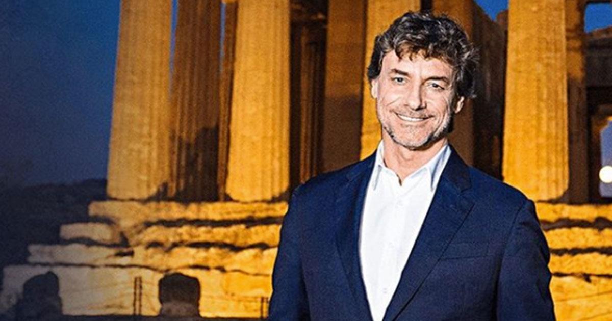 Alberto Angela fa record d'ascolti con 'Le meraviglie della Sardegna'