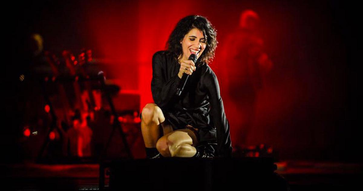 Giorgia presenta le nuove date del 'Pop Heart tour'