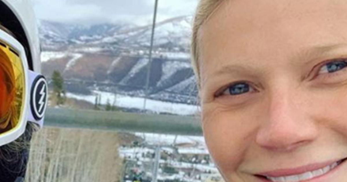 Gwyneth Paltrow rimproverata dalla figlia Apple per 'sharenting'