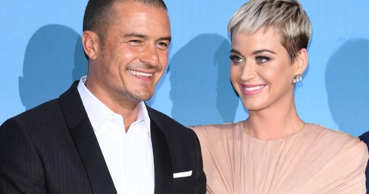 Katy Perry e Orlando Bloom: matrimonio da favola e luna di miele nudista