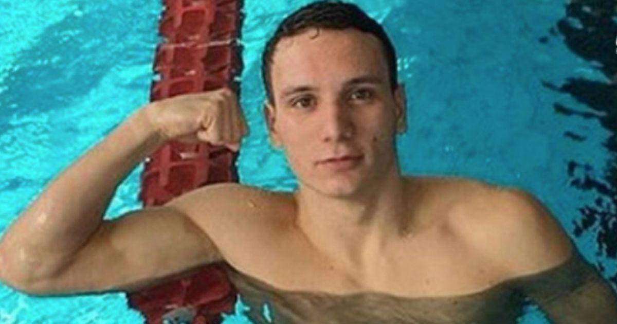Manuel Bortuzzo, a distanza di un mese dalla terribile sparatoria, torna in acqua